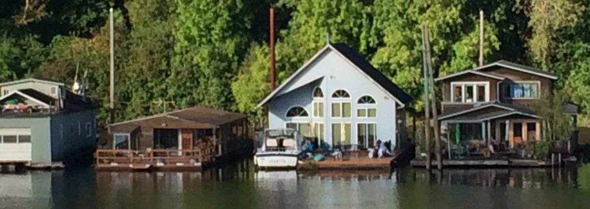 Oregon Floating Home Owner News